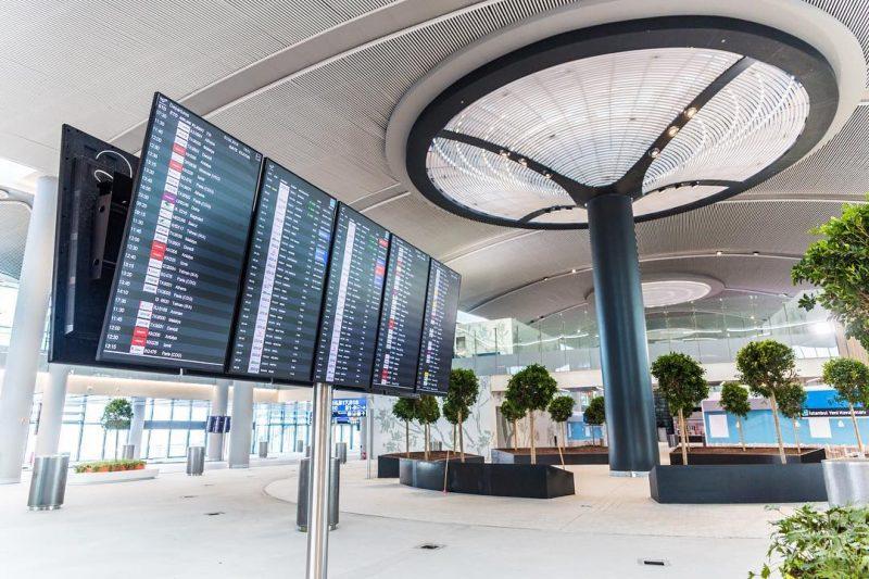 istanbul turkey new airport
