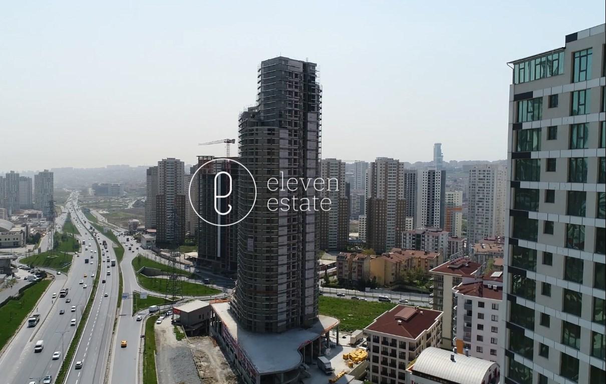 فروش آپارتمان در استانبول با منظره دریا