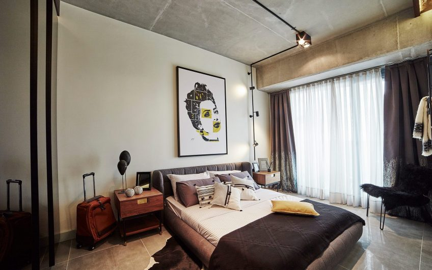 apartment for sale in Istanbul center near subway station
