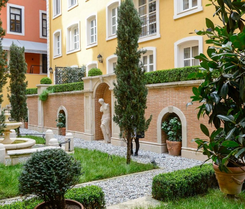伊斯坦布尔 公寓出售-独立大街附近