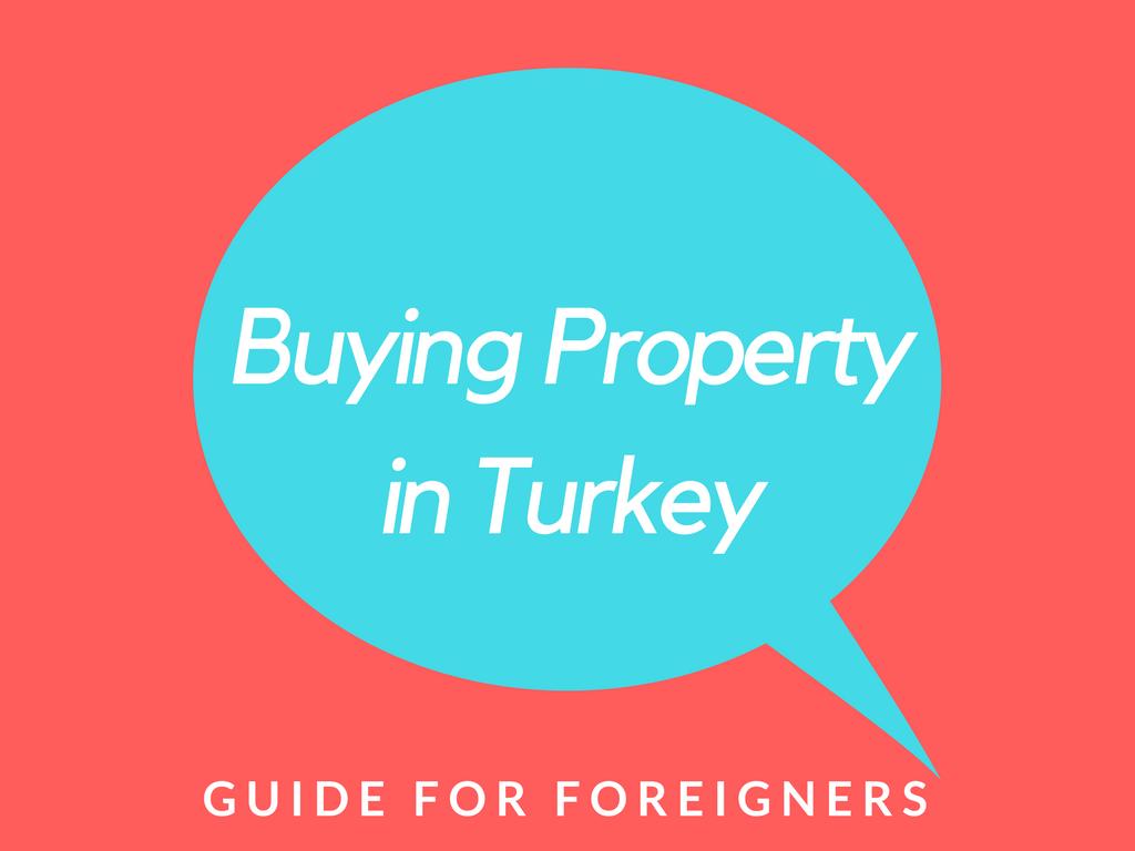 راهنمایی خرید ملک برای اتباع خارجی